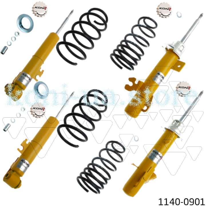 Mini Coupe Cooper (S, SD): Комплект KONI 1140-0901