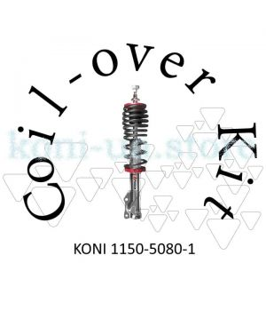 Volkswagen Golf 5 4-Motion, выпуска 10.2004-2008 г. / KONI 1150-5080-1
